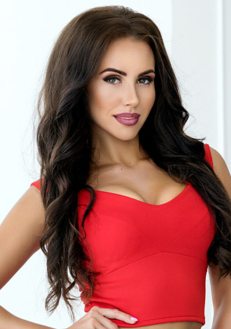 Gorgeous girls only: Valentina from Kiev, romantic woman from Ukraine