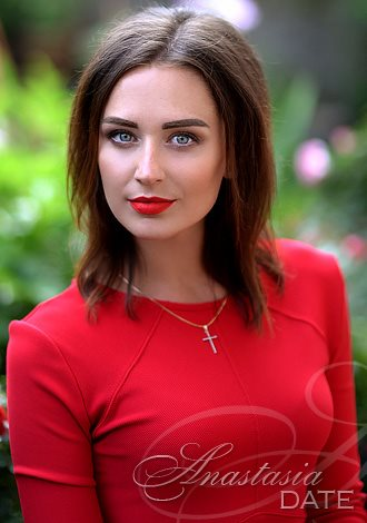 Date the woman of your dreams: Anna from Kharkov, woman from Ukraine