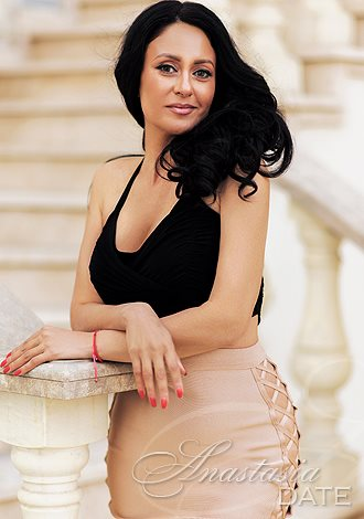 Gorgeous girls only: beautiful and exotic Russian woman Aliona from Izmail